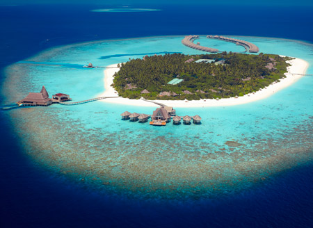 Anantara Kihavah Maldives Resort Review (National Geographic Traveller UK)