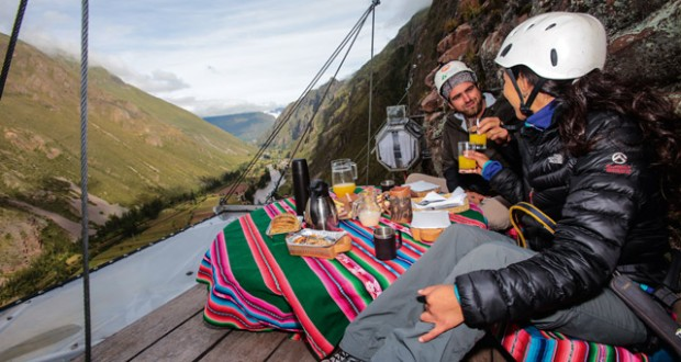Top Adventure Destinations for 2016 (National Geographic Traveller UK)