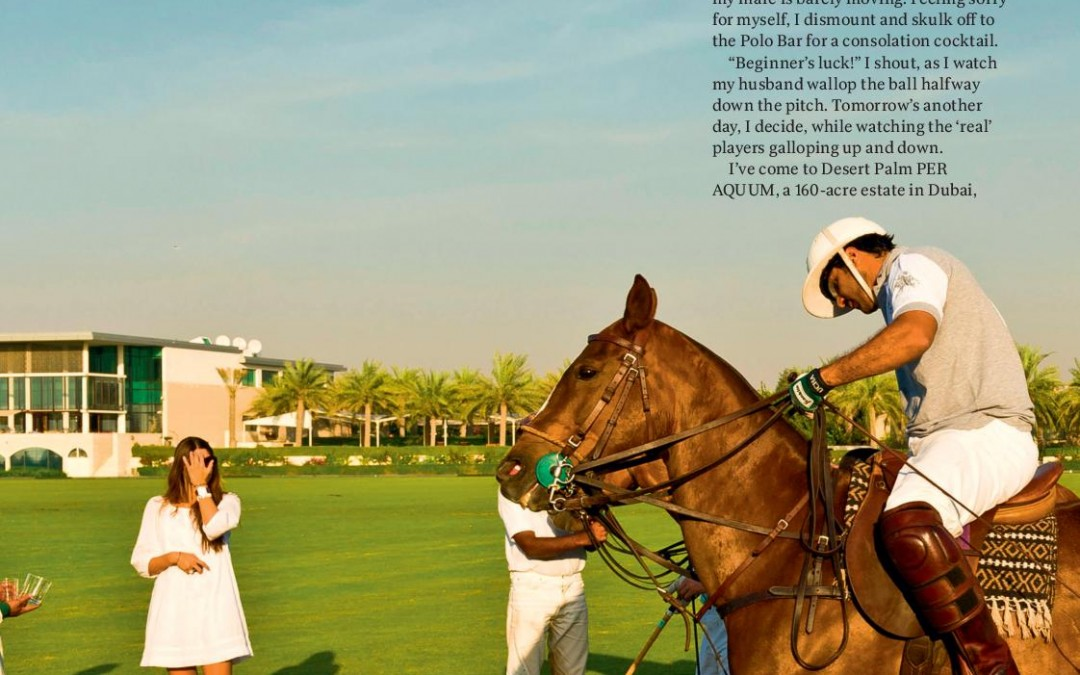 At a Canter, National Geographic Traveller UK