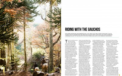 Riding with the Gauchos, Nat Geo Traveller UK